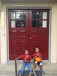 how to paint your front doorPaint Your Front Door For a Punch of Color  Thrift Diving Blog
