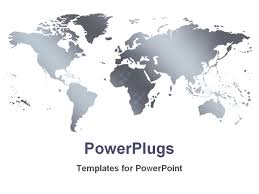 World Map Power Point Powerpoint Global Map Template World Map Template Powerpoint World