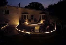 Led strip deck lights Front Porch Ecolocity Led Led Strip Lights For Deck Lighting And Patio Lighting