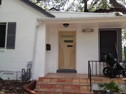 mid century front doorMad for MidCentury MidCentury Front Door Almost Done