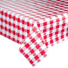 gingham disposable tablecloth medium image for black paper tablecloth roll red gingham disposable tablecloths rolls checd