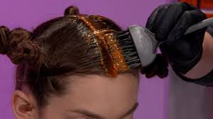 Color Service Hair Color Glossing By Kadus Professional