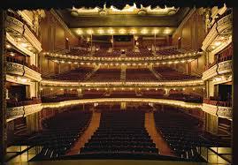 Punctual Paramount Theater Seattle Seating View Seating