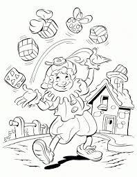25 Zoeken Kleurplaat Sinterklaas Zwarte Piet Peuters Mandala