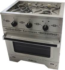 Oven Gas Stove Boat Stove Oven Gas Two Burner Caribbean Dickinson
