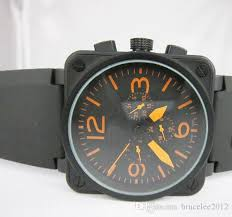luxury men automatic mechanical watches best brands black rubber see larger image