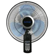 hurricane super 8 oscillating digital wall mount fan 16 in 2118 free