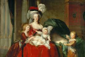 marie antoinette queen executed in french revolution
