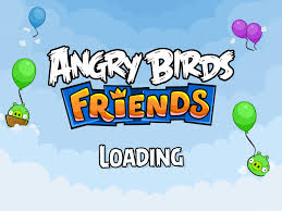 Angry Birds Friends Now Available As Mobile App!