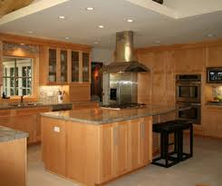 maple shaker kitchen cabinets. Natural Maple Kitchen Cabinets Shaker