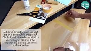 Tipps und infos von hornbach treppe und geländer einbauen. Treppenfolie Transparente Spezialfolie Mit Anti Rutsch Effekt