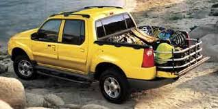 2003 Ford Explorer Sport Trac Values- NADAguides