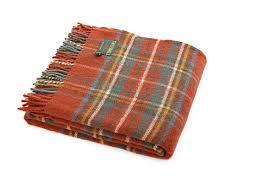 wool blanket british made gifts tartan wool picnic blanket antique royal stewart tweedmill