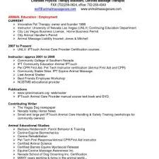 Sample Entry Level Occupational Therapy Resume Best Physical Therapy