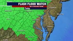 Flash Flood Watch: Tropical Storm Fred ...