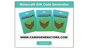 minecraft gift code generator generates a replicated code you can easily avail this code for some free minecoins in your minecraft account