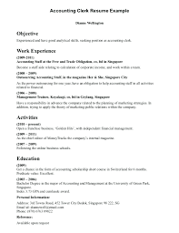 Bookkeeping Resume Examples resume Bookkeeping Resume 52