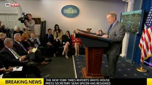 Sean Spicer Resume Who Is Sean Spicer Former White House Press Secretary Who 85