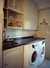 fantastic laundry room sink cabinet