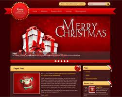 Free Christmas Website Templates 8 Christmas Wordpress Theme Free Download Creative Template