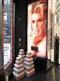 mac glamour daze window design