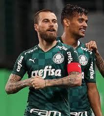 Capitão e artilheiro, Lucas Lima já marcou em 2021 o mesmo número gols dos  dois últimos anos de Palmeiras