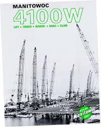 Manitowoc 4100w Spec Precon Marine Inc