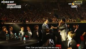Gaon Chart Kpop Awards 2015 Exo Gaon Chart Award 2015 Double Est