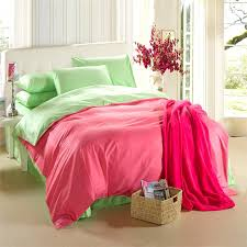 Red Green Bedding Set King Size Queen Quilt Doona Duvet Cover ... & Red Green Bedding Set King Size Queen Quilt Doona Duvet Cover Designer Bed  in a Bag Sheets Double Bedspreads Linen Cotton Bedsheet3 Bed-in-a-bag King  Size ... Adamdwight.com