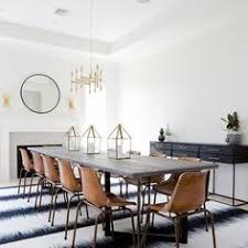 extra long dining room table leather house chairs and br chandelier source by lunareece extra long dining room table leather house