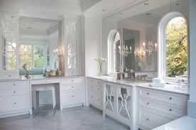 Simple White Bathroom Vanities Ideas Mirrored Vanity View Full Size Intended Perfect Design