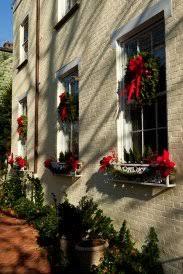 Christmas Window Box Decorations Christmas Window Box Decorating Ideas Photo Gallery 100 Awesome 45