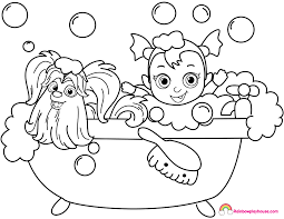 Printable Baby Nosy Vampirina Coloring Page Cute Coloring Pages