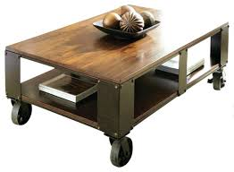 end table on wheels image of coffee table with caster wheels over bed table  wheels ikea