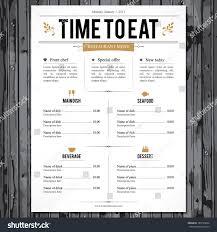 Rustic Menu Design Ideas Restaurant Menu Design Sponsored Ad Restaurant Menu