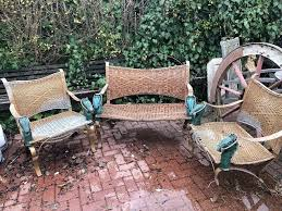 unusual garden furniture. Great Unusual Antique Garden Furniture Featuring Horse Features With