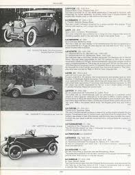 lafayette lafayette motors pany at mars hill indianapolis indiana encyclopedia of motor cars 1885 to the present edited by g n georgano page 358