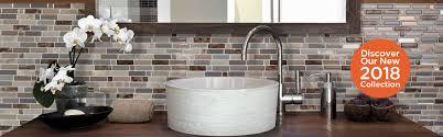l and stick smart tiles backsplash