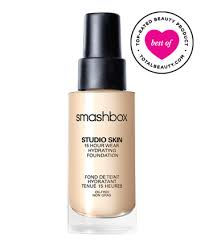 best foundation for dry skin no 4 smashbox studio skin 15 hour wear hydrating