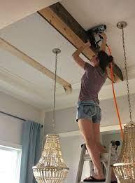 faux beams beams faux ceiling beams