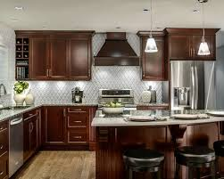 cherry kitchen cabinets. Incredible Cherry Kitchen Cabinets Best Design Ideas Remodel Pictures Houzz R