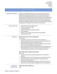 Hotel Concierge Job Description Template Resume Front Desk Unique