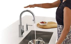 moen motionsense smart faucets give you water with a wave