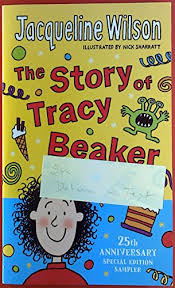 Tracy beaker returns is a british television programme. Tracy Beaker Abebooks