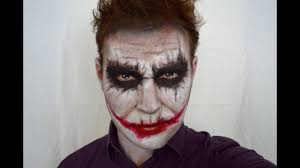 the joker heath ledger dark knight version makeup tutorial benfrenchmua