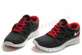 nike shoes white and red. nike free run 2 anthracite all black mens health network shoes white and red