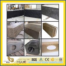 chinese granite prefabricated stone countertops for kitchen yqw gc1007