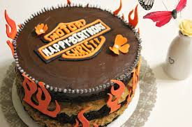 Harley Davidson Cake Decorations My Sweet Life Harley Davidson German Chocolate Cake