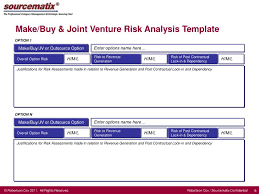 Make Vs Buy Template Ppt A Make Buy Joint Venture Decision Making Process Powerpoint