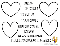 Small Picture Funny Valentine Coloring Pages Boys Valentines Free Holiday